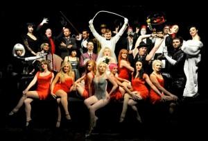 Blond Ambition Productions Edinburgh Festival Fringe 2011 lineup