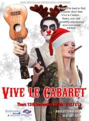 Vive le Christmas Cabaret
